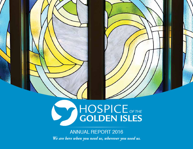2016 Hospice of the Golden Isles Annual Report