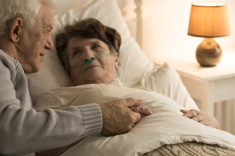 when is it time for hospice